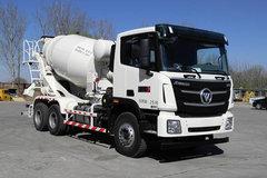 福田 欧曼GTL 9系 320马力 6X4 4.3方混凝土搅拌车(BJ5259GJB-AA)