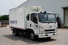一汽红塔 解放公狮 120马力 4X2 3.83米冷藏车(CA5044XLCPK26L2R5E5)