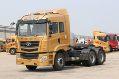 华菱 汉马H7重卡 410马力 6X4 LNG牵引车(HN4250NGX41C9M5) 卡车图片