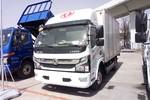 东风 凯普特K6 2018款 150马力 4.17米单排厢式售货车(EQ5041XSH8BDBAC)图片