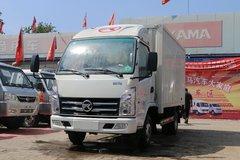 凯马 K3金运卡 102马力 3.48米单排厢式轻卡(KMC5040XXYA26D5) 卡车图片