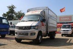 凯马 K22 87马力 3.3米单排仓栅式板轻卡(KMC5035CCYQ32D5) 卡车图片