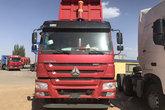 中国重汽 HOWO重卡 380马力 6X4 5.8米自卸车(12挡)(ZZ3257N4147E1)