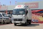 凯马 凯捷M6 130马力 4.2米单排厢式轻卡(KMC5042XXYA33D5)图片