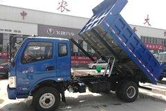 飞碟奥驰 T2系列 116马力 4X2 3.64米自卸车(FD3046W63K5-2)图片