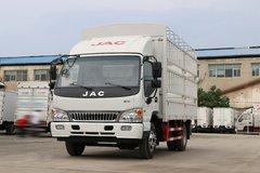 江淮 康铃33宽体 156马力 4.18米单排仓栅式轻卡(HFC5043CCYP91K2C2V) 卡车图片