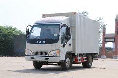 江淮 康铃33窄体 快递版 115马力 4.15米单排厢式轻卡(HFC5041XXYP93K1C2V-1) 卡车图片