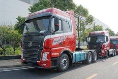 三一重卡 英杰版 500马力 6X4牵引车(HQC4250T) 卡车图片