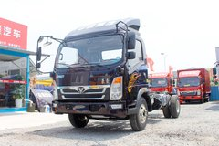 中国重汽 豪曼H3 160马力 4.2米单排厢式轻卡(ZZ5048XXYG17EB1) 卡车图片