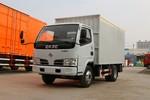 东风 福瑞卡F4 95马力 3.8米单排厢式轻卡(EQ5040XXY3BDDAC)图片