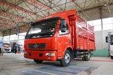 东风 多利卡D6-L 115马力 4.17米单排仓栅式轻卡(EQ5041CCY8BDBAC)