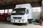东风 多利卡D6-L 115马力 4.17米单排厢式轻卡(EQ5041XXY8BDBAC)