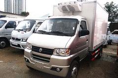 东风 小霸王W 87马力 4X2 3.3米冷藏车(DFA5030XLC50Q6AC)
