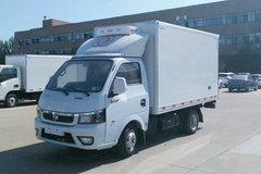 东风途逸 110马力 4X2 3.5米冷藏车(EQ5031XLC15QDAC)