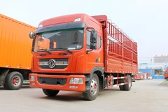东风 多利卡D9 230马力 4X2 6.8米仓栅式载货车(国六)(EQ5181CCYL9CDGAC)图片