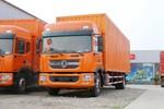 东风 多利卡D12 260马力 4X2 9.75米厢式载货车(国六)EQ5173XXYL9CDKAC)图片