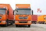 东风 多利卡D12 260马力 4X2 9.6米厢式载货车(国六)(EQ5183XXYL9CDKAC)图片
