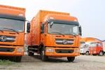 东风 多利卡D12 260马力 4X2 9.6米厢式载货车(国六)(EQ5173XYKL9CDKAC)图片