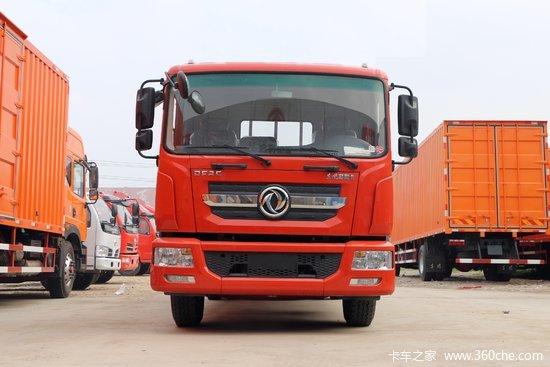 东风 多利卡D9 170马力 4X2 6.8米仓栅式载货车(8挡)(EQ5140CCYL9BDGAC)