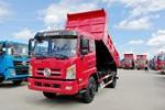 川交汽车 160马力 4X2 4.2米自卸车(CJ3160D5AB)图片
