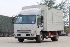 江淮 新康铃H6宽体 129马力 4.18米单排仓栅式轻卡(HFC2043CCYP91K1C2V-S)图片