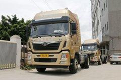 中国重汽 豪曼H5重卡 340马力 4X2牵引车(速比4.875)(ZZ4188K10EB0) 卡车图片