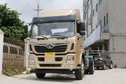 中国重汽 豪曼H5重卡 280马力 4X2牵引车(ZZ4188K10EB0)