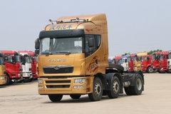 华菱 汉马H9重卡 420马力 6X2牵引车(HN4250H33B8M5) 卡车图片