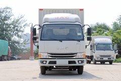 江淮 康铃H5 115马力 4.15米单排厢式轻卡(HFC5045XXYP92K1C2V) 卡车图片