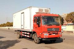 东风商用车 天锦 180马力 4X2 5.63米冷藏车(DFH5160XLCBX1JV)