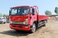 江淮 帅铃Q9 160马力 6.8米排半栏板载货车(HFC1142P70K1E1V)