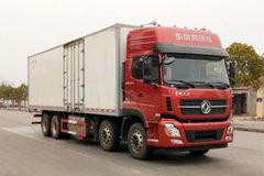 东风商用车 天龙 360马力 8X4 9.4米冷藏车(DFH5311XLCAX1V)
