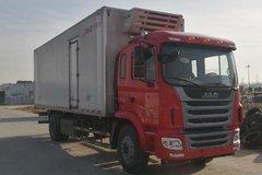 江淮格尔发 A5 190马力 4X2 7.8米冷藏车(HFC5181XLCP3K1A50V)