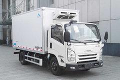 康飞 116马力 4X2 4米冷藏车(江铃凯锐800底盘)(KFT5042XLC55)