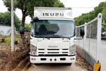 庆铃 五十铃KV600 130马力 4.17米单排厢式轻卡(QL5044XXYALHAJ)图片