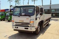 江淮 帅铃Q7 154马力 6.2米排半栏板轻卡(HFC1130P71K1D4V) 卡车图片