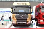 陕汽重卡 德龙X3000 430马力 6X4 LNG牵引车(SX42584X384TL)图片