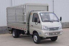 北汽黑豹 H3 1.5L 71马力 柴油 3.7米单排仓栅式微卡(BJ5030CCYD11HS) 卡车图片