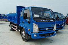 跃进 开拓X300 兼用型 102马力 3.5米自卸车(SH3082VEDBNW) 卡车图片