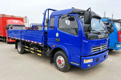 东风 多利卡D7 130马力 4.8米排半栏板轻卡(EQ1050L8BDC) 卡车图片