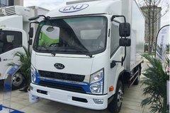 南骏汽车 瑞吉 87马力 3.92米单排厢式轻卡(NJA5040XXYEDE28V) 卡车图片