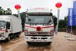 江淮 帅铃Q9 180马力 4X2 6.75米栏板载货车(HFC1162P70K1E3V)图片