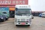 庆铃 五十铃KV600 130马力 4.17米单排仓栅轻卡(QL5043CCYA5HAJ)图片