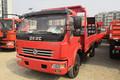 东风 多利卡D6-L 143马力 4X2 平板运输车(EQ5041TPB8BDBAC)图片