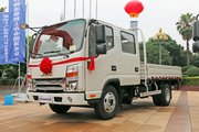 江淮 帅铃Q3 全能版 152马力 3.145米双排栏板轻卡(HFC1041R73K1C3V-1)