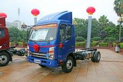 江淮 帅铃Q6 全能物流版 152马力 4.18米单排栏板轻卡(HFC1043P71K3C2V) 卡车图片