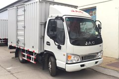江淮 康铃26 68马力 3.3米单排厢式轻卡(HFC5040XXYP93K3B4V) 卡车图片