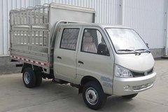 北汽黑豹 H7 71马力 柴油 2.52米双排仓栅式微卡(BJ5036CCYW21HS) 卡车图片
