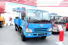 一汽通用 501-K系列 120马力 4X2 4.8米排半栏板载货车(CA1102PK26L3R5-3) 卡车图片
