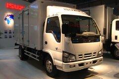 庆铃 五十铃600P 130马力 4X2 5.1米单排厢式载货车(NKR77PLNACJAX) 卡车图片